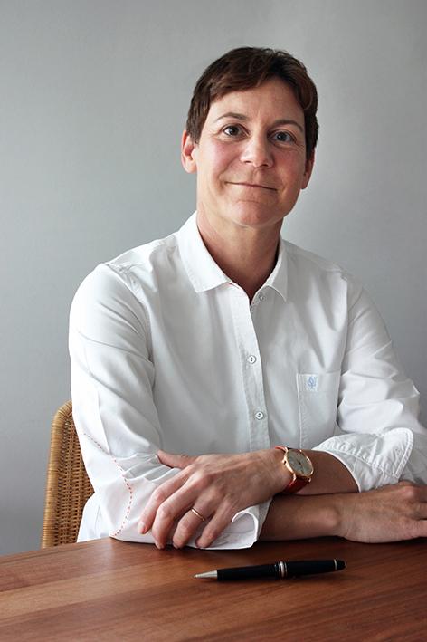 Portrait Dr. med. Birthe Sohm, Fachärztin FMH – Praxis für Psychiatrie und Psychotherapie